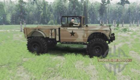 Jeep M715 pour Spin Tires