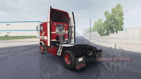 Haut Kleine Miss auf LKW Freightliner FLB für American Truck Simulator