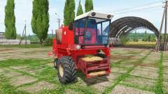 Bizon Z056 Super für Farming Simulator 2017