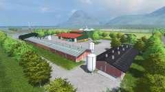 Oberhessen pour Farming Simulator 2013