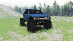 Chevrolet S-10 1996 truggy