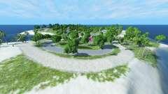 Rally island v1.1 für BeamNG Drive