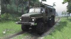 Ural 4320 v1.2 pour Spin Tires