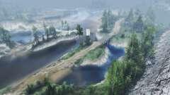La force de la rivière