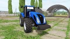 New Holland T8.270 v3.0