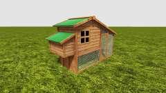 Chicken coop für Farming Simulator 2015