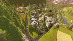 Goldcrest Mountains für Farming Simulator 2017