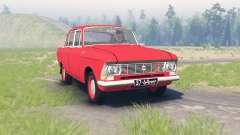 Moskwitsch 412 v2.0