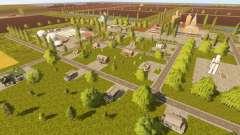 Canadian national map für Farming Simulator 2017