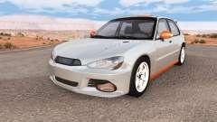 Hirochi Sunburst hatchback v1.01 für BeamNG Drive