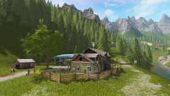 Goldcrest Mountains v2.0 pour Farming Simulator 2017