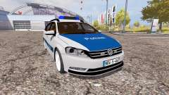 Volkswagen Passat Variant (B7) Polizei