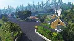 British farm