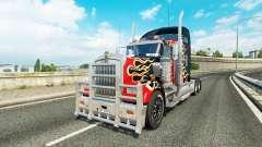 Kenworth W900 v1.1 pour Euro Truck Simulator 2