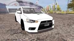 Mitsubishi Lancer Evolution X v2.0