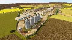 La région de l'ouest v1.1 pour Farming Simulator 2017