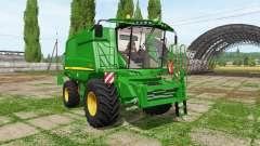 John Deere T660i v2.0 für Farming Simulator 2017