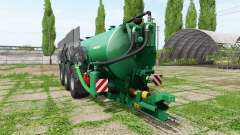 Samson PG II 31 für Farming Simulator 2017