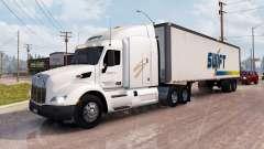 Peaux pour la circulation des camions v1.1