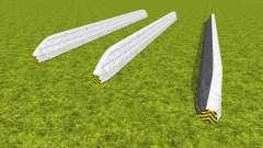 Double BGA silos für Farming Simulator 2015