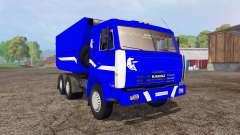 KamAZ-55111 v3.0