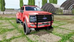 Ford F-450 fire service