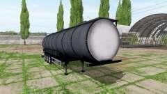 Fuel trailer für Farming Simulator 2017
