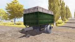 Tipper trailer v2.0