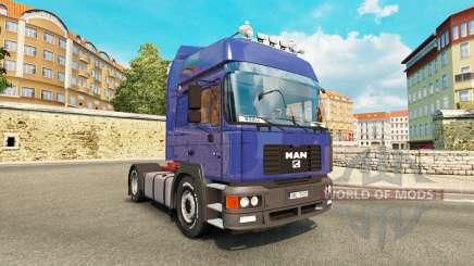 MAN F2000 für Euro Truck Simulator 2
