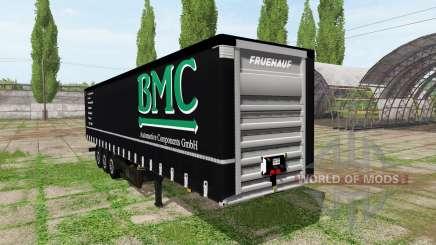 Fruehauf BMC pour Farming Simulator 2017