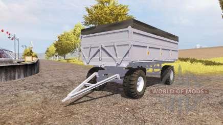 Fortschritt HW 80.11 v2.0 für Farming Simulator 2013