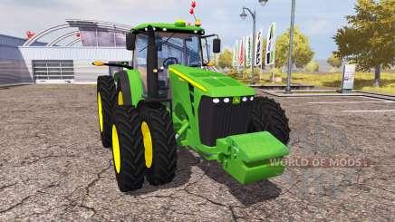 John Deere 8345R v1.1 pour Farming Simulator 2013