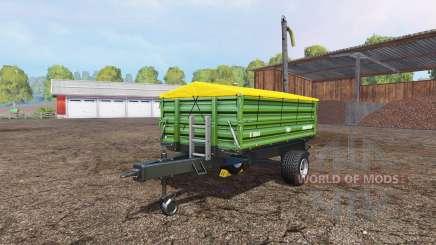 BRANTNER E 8041 seeder für Farming Simulator 2015