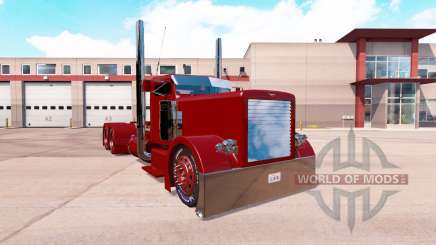 Peterbilt 379 chop top v1.2 pour American Truck Simulator