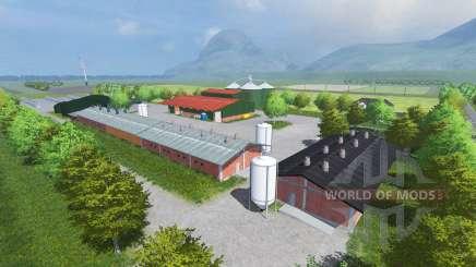 Oberhessen für Farming Simulator 2013