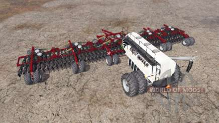 Bourgault 3320-86 PHD Paralink v2.0 pour Farming Simulator 2015