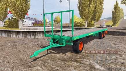 Aguas-Tenias PGRAT v4.5 pour Farming Simulator 2013