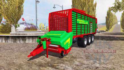 Strautmann Giga-Trailer II DO pour Farming Simulator 2013