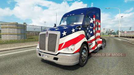 Kenworth T680 v1.2 für Euro Truck Simulator 2