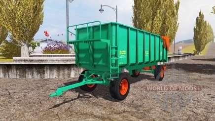 Aguas-Tenias GAT v2.0 pour Farming Simulator 2013
