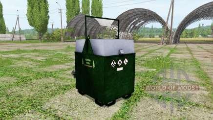 Diesel tank pour Farming Simulator 2017