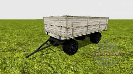 Tipper trailer v1.1 pour Farming Simulator 2013