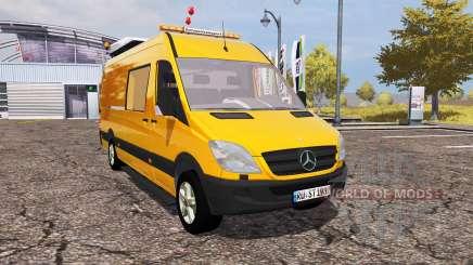 Mercedes-Benz Sprinter 315 CDI (Br.906) pour Farming Simulator 2013