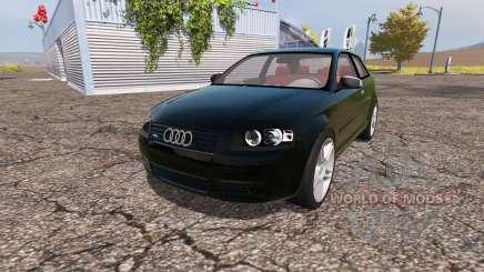 Audi A3 quattro (8L) pour Farming Simulator 2013