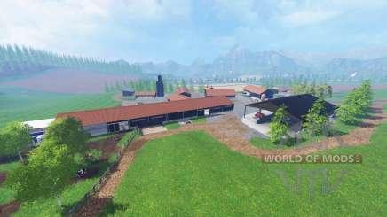 Alpental pour Farming Simulator 2015