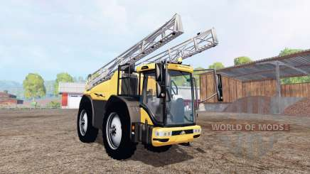 Challenger RoGator 635C für Farming Simulator 2015