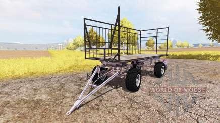 Bale trailer v3.0 pour Farming Simulator 2013