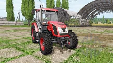 Zetor Proxima 120 pour Farming Simulator 2017