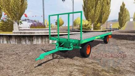 Aguas-Tenias PGAT v4.5 pour Farming Simulator 2013