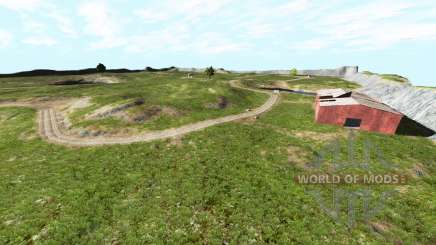 Small dirt path für BeamNG Drive